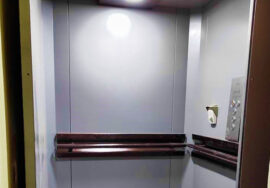 ascensor gimnasio moderno san carlos